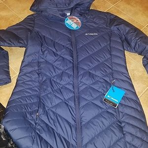 Women's Heavenly™ Long Hooded Jacket NWT